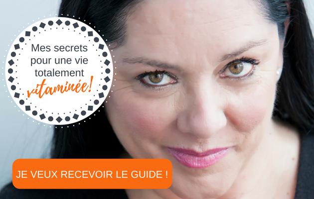 CMF Secrets pour une vie totalement vitaminée